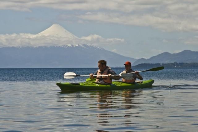 More Kayaking, Chile